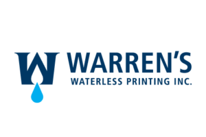 Warren's Waterless Printing logo